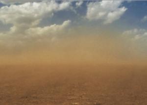 duststorm